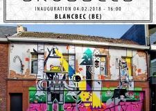 Blancbec @ Le M.U.R. Brussels